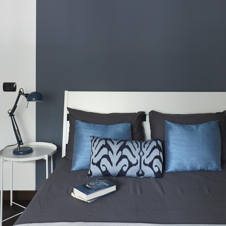 Quadrilocale locato in 36 ore-camera da letto